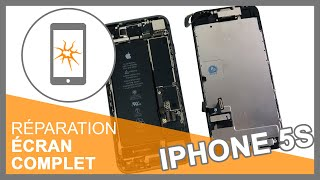 Tutoriel : iPhone 5S écran complet