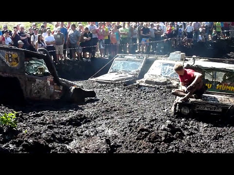 "Extreme Off-Road Competition ""Klaperjaht 2011"" HD"