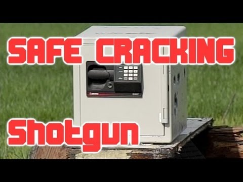 Cracking a SAFE with a SHOTGUN
