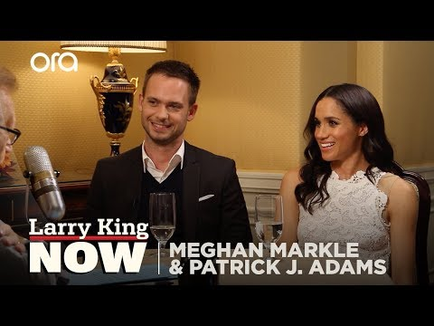 Meghan Markle & Patrick J. Adams on Suits, On-Screen Chemistry, and Secret Talents | SEASON 2