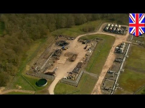 UK oil discovery: 100 billion barrels of oil found near Gatwick airport