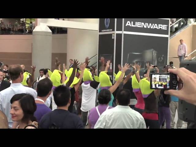 [OFFICIAL] E3 Flash Mob -- Toy Story 3 Video Game - Los Angeles, CA  2010