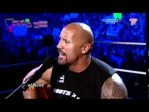 WWE ROCK CONCERT FULL 12 March 2012