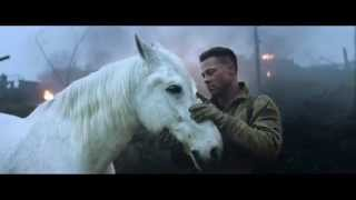 Furia Brad Pitt Zwiastun (premiera: 24.10.2014)