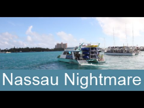 Day 3 - Nassau Cruise Excursion GONE WRONG! Royal Caribbean Cruise Vlog episode 11