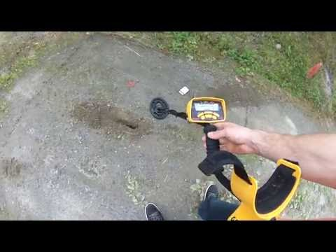 Garrett Ace 250 Metal Detector - Best Real Test Video - Review - Moon Shiner