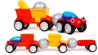 Smartmax Vehicle Playset for Kids | Yippee Toys Video