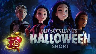 Wicked Woods 🎃 | A Descendants Short Story  | Descendants 3