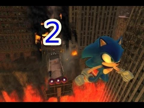Sonic the Hedgehog 2006-Playthrough en español (Parte 2)