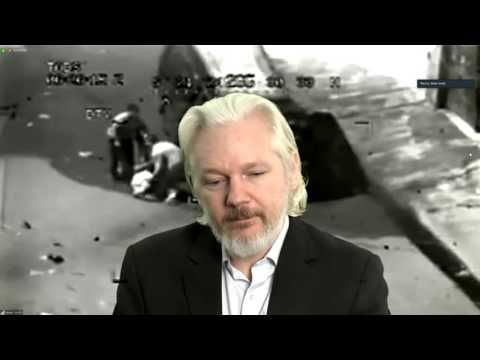 Julian Assange | Cambridge Union