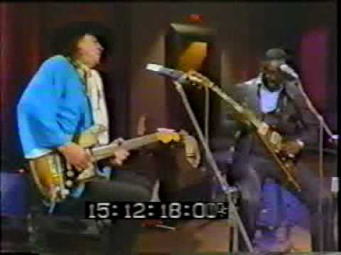 Stevie Ray Vaughan&Albert King - The Sky is Crying ( Part 2)