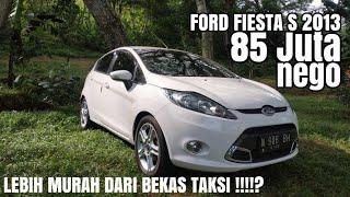 Ford Fiesta Sporty 2013 REVIEW DAN DIJUAL 85 JUTA NEGO