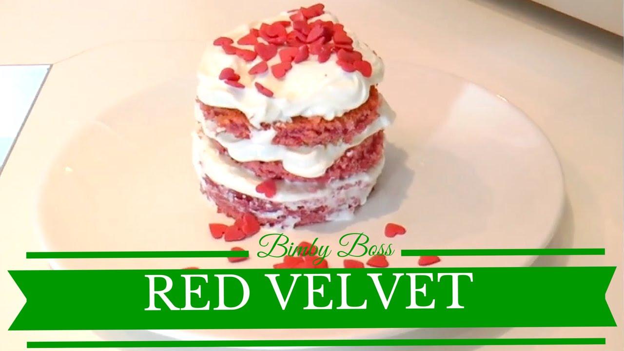 Torta Red Velvet Ricetta Bimby Bimby | Thermomix Torta Red