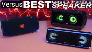 The Best Large Speaker - JBL Xtreme 2 Vs Sony XB41 Vs LG PK7