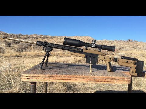 Long Range Shooting 1 Mile (1760 yards) 7mm - 300 Win Mag