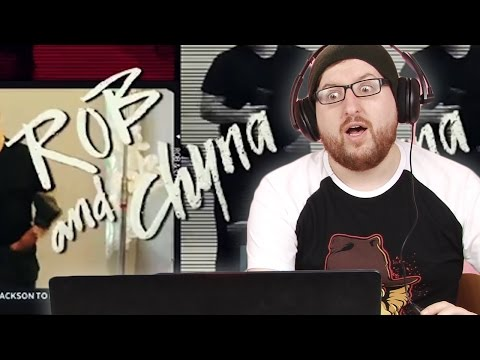 Irish People Watch Rob & Chyna For The First Time