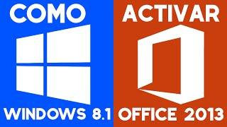 Activar Windows 8.1 Pro de 32 y 64 bits + Microsoft Office 2013 para SIEMPRE - CleTutoz