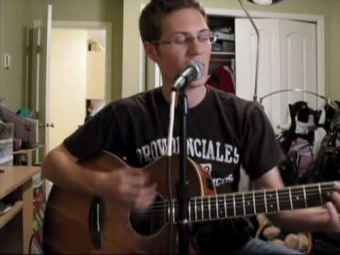 Goo Goo Dolls - Iris (Acoustic Cover) TC Helicon Voice Live 2