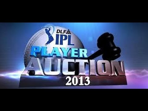 IPL 6 - Team Players Auctions & Details