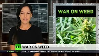 US cops request tanks to fight War on Weed