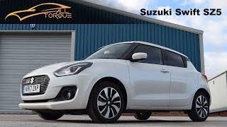 All Torque Suzuki Swift review