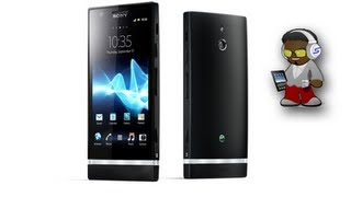 Sony Xperia P (LT22i) Unboxing & First Look