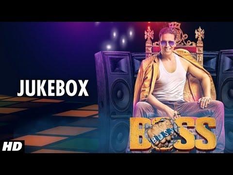 BOSS Full Songs Jukebox | Akshay Kumar Aditi Rao Hydari