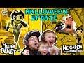 HELLO BENDY NEIGHBOR The INK MACHINE Halloween Mod FGTEEV Ers LETS CELEBRATE Surprise Gameplay mp3