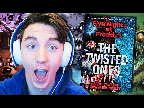 Five Nights at Freddy's The Twisted Ones - Thoughts & Summary