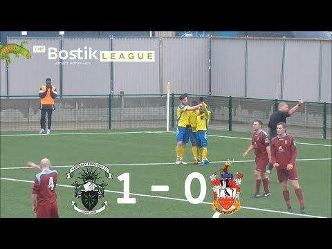 Haringey Borough F.C 1 - 0 Brentwood Town F.C [Full Highlights]