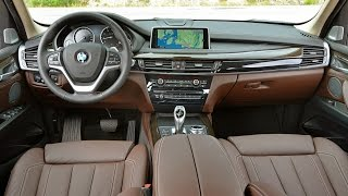 BMW X5 Interior - Awesome!!!