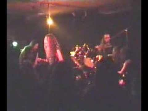 NUNSLAUGHTER - Satanic Slut/Killed By The Cross (live 2003) Video