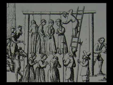 Folter und Leibstrafen des Mittelalters