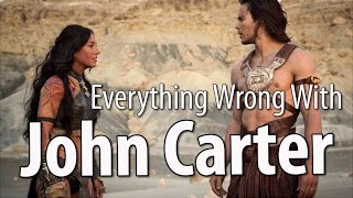 Everything Wrong With John Carter In 15 Minutes Or Less
