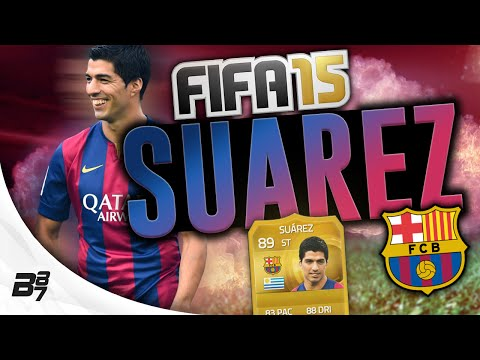 FIFA 15 Ultimate Team | LUIS SUAREZ NEW CARD