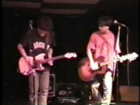 Ween - At The Cats Cradle - Marble Tulip Juicy Tree