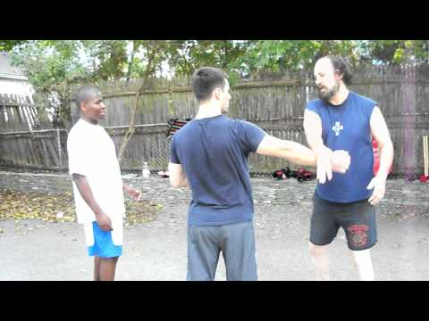 Jeet Kune Do JKD Trapping and Grappling Image 1