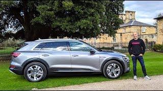 NEW AUDI E-TRON - GOODBYE TESLA | Electric Car | The Future