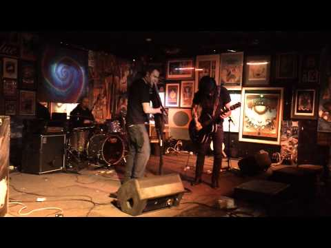 EMT - Eric McFadden Trio - Bus Driver 2/12/12 at Quixotes, Denver, CO