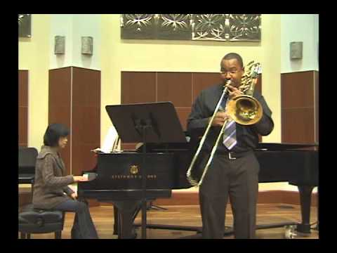 Chris Davis, Bass Trombone