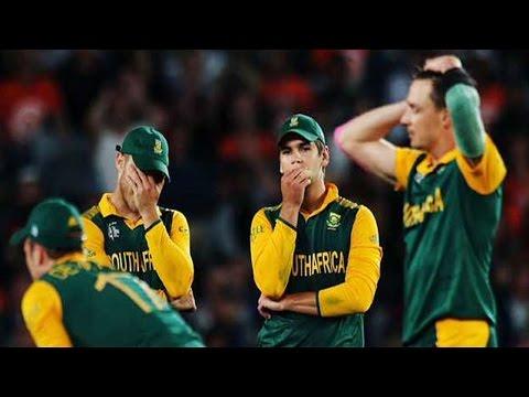 2015 WC New Zealand vs South Africa: NZ create history, SA choke again