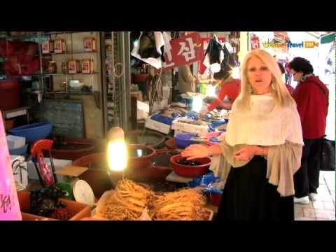 City of Seoul, Korea & Seoul Gourmet - Unravel Travel TV