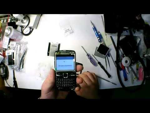 Замена LCD (дисплея) Nokia C3-00
