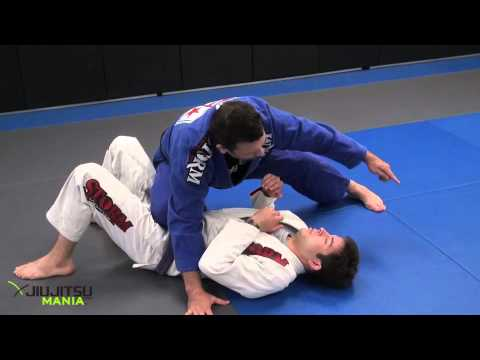 JiuJitsuMania Shawn Williams Knee on Stomach