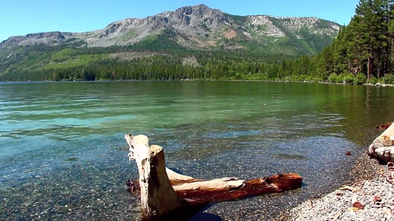 Fallen Leaf Lake South Lake Tahoe 1080p Hd Youtube