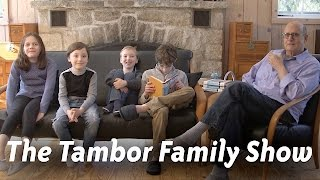 Jeffrey Tambor interviewed by his children | The Tambor Family Show
