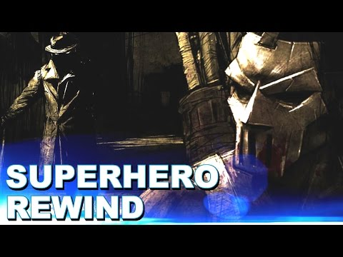 Superhero Rewind: Casey Jones Fan Film Review