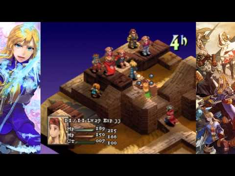 Final Fantasy Tactics [Part 33] - Bed Desert, Mossfungus Poison Outbreak