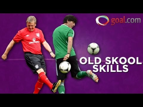 Euro 2012 coaches show off their silky skills in Poland and Ukraine