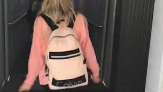 Aleyna Tilkide seksi hareketler